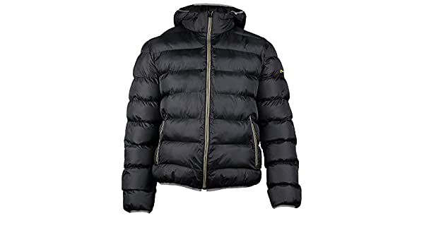 d6fbdf922 CAT Lifestyle Mens Williamsburg Puffer Jacket (Large) (Black ...