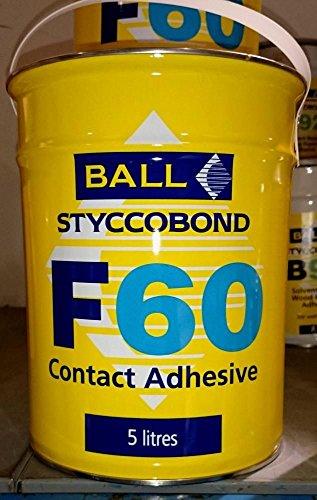 F Ball F60Kontakt selbstklebend 5L