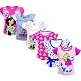 #9: FOREVER PRINCESS GIRLS HALFSLEEVES TOP PACK OF 6