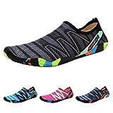 Padgene Unisex Water Shoes, Hombres Mujeres Pies Descalzos, Calcetines de Buceo, Calzado de natación de Secado rápido para Snorkel Surf Piscina Playa Deportes acuáticos