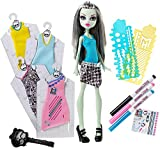 Monster High DNM27 Designer Booo-tique Frankie Stein Doll & Fashions