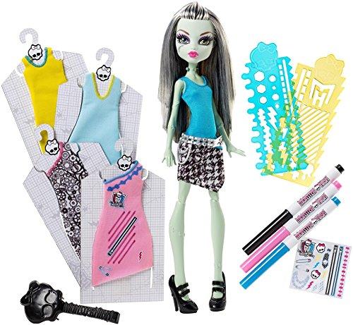 Monster High DNM27 muñeca - Muñecas (Multicolor, Femenino, Chica, 6 año(s), 255 mm, 65 mm)