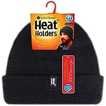 HEAT HOLDERS - Gorro de Invierno con Forro Polar térmico para Hombre 6f2733719d5