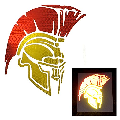 customtaylor33-high-intensity-grade-reflective-spartan-trojan-decal-4-inches-x-35-inches-yellow-gold