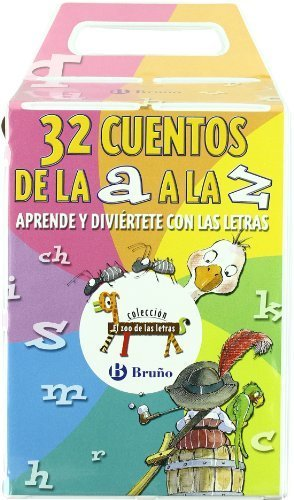 32 cuentos de la A a la Z / 32 Stories from A to Z: Aprende y diviertete con las letras / Learn and Have Fun With Letters (Zoo De Las Letras / Zoo Letters) by Beatriz Doumerc (2012-06-30) por Beatriz Doumerc