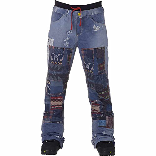 Burton LAMB BUJU CARGO PNT Denim print Winter 2017 - M