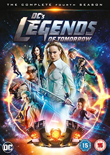 DVD1 - Dc Legends Of Tomorrow S4 (1 DVD)
