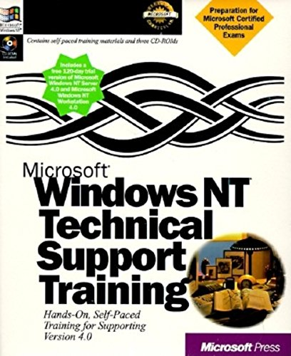 Windows NT : Technical Support Training par Microsoft Press