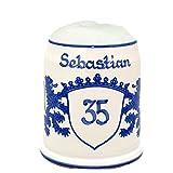 Bavariashop Bayerischer Geburtstag Bierkrug