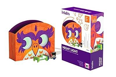 littleBits Hall of Fame Night Light Starter Kit