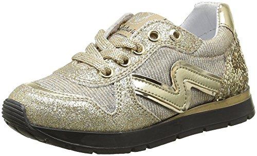 NaturinoBomba - Sneaker Bambina , Oro (oro), 31