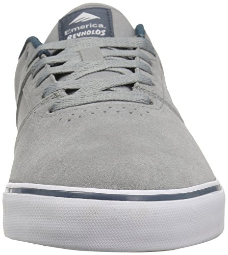 The Grey Low Reynolds Skateboardschuhe Herren Emerica blue Vulc Pv7qdPw
