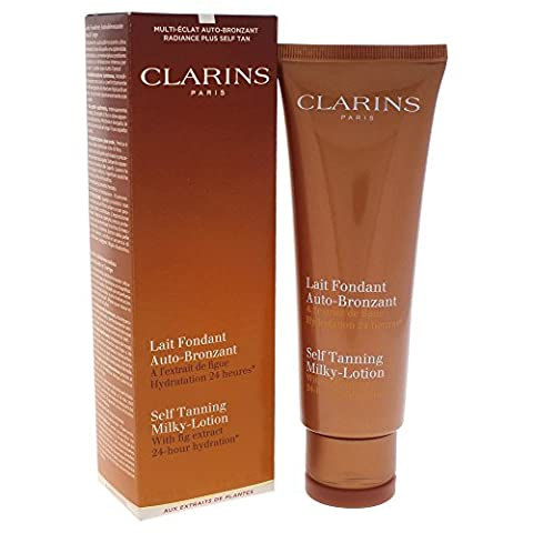 Clarins Lait Fondant 24 Hour Moisturizing Self-Tanner 125 ml
