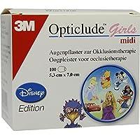 OPTICLUDE 3M Disney Girls midi 2538MDPG-100 100 St Pflaster preisvergleich bei billige-tabletten.eu