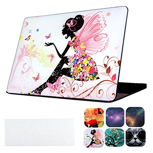 macbook-air-13-inch-casesoundmae-2in1-ultra-slim-rubberized-cover-colorful-painting-protective-hard-