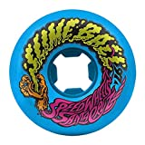 Santa Cruz skateboard Old school ruote 54 mm Vomit mini 97 a blu