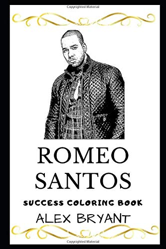Romeo Santos Success Coloring Book