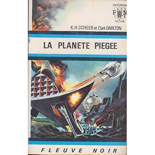 PERRY RHODAN 18 La Planete Piegee FNA 433 1970 EO