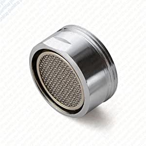 22mm Replacement Tap Spout Aerator Nozzle with Male Thread