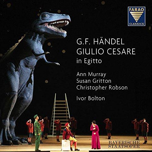 Georg Friedrich Händel: Giulio Cesare in Egitto - Live-Aufnahme aus dem Münchner Nationaltheater