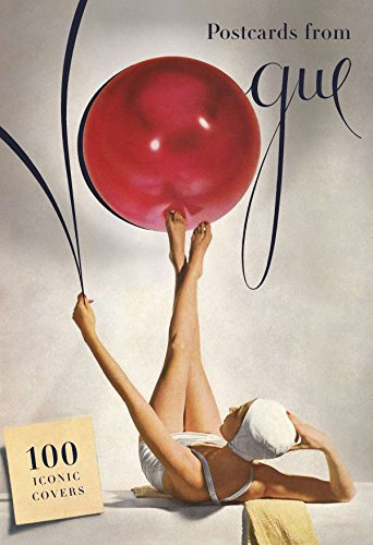 Postcards from Vogue: 100 Iconic Covers -