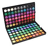 DISINO Lidschatten-Palette, mutig und brillant, lebendig, Lidschatten Lidschattenpalette Make up Kit Set (120 Lidschatten #1) - Pattern 1