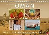 OMAN – Herz der Weihrauchstraße (Tischkalender 2014 DIN A5 quer): Faszinierende Reise zur Legende am Golf (Tischkalender, 14 Seiten)