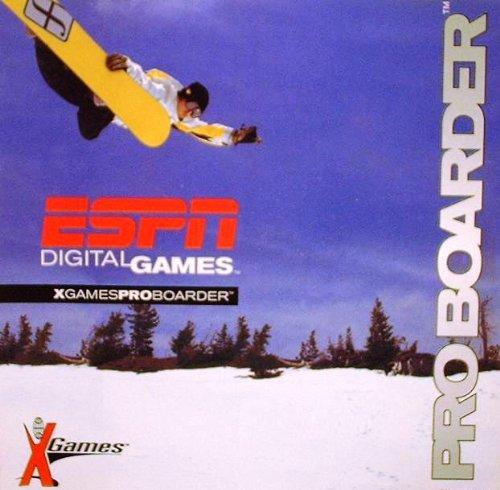 ESPN X Games Pro Boarder
