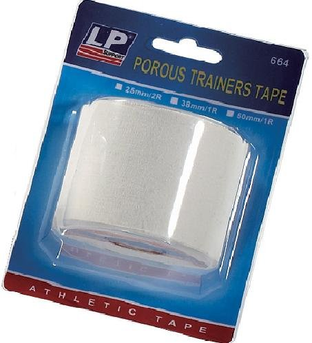 LP Trainer Zinkoxid Tape 50mm (1 roll) (Trans Roll)