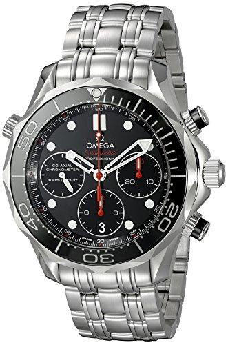 Omega Seamaster Diver 300m Koaxialkabel Chronograph 41, 5mm Herren-Armbanduhr 212.30.42.50.01.001von Omega