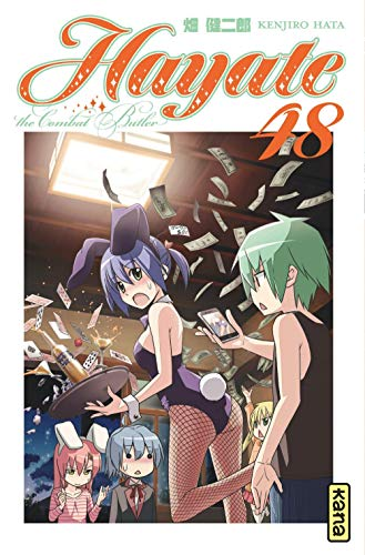 Hayate The combat butler Edition simple Tome 48