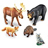 Best LEARNING RESOURCES Pet Toys - Learning Resources Jumbo Forest Animals Review
