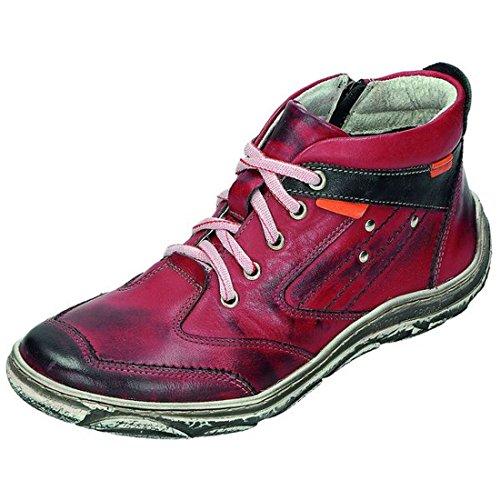 MICCOS Shoes Bottes/Bottines d'équitation 270803 Rouge - wine/komb.