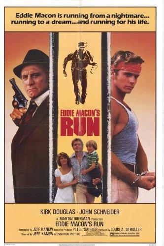 Eddie Macon's Run Plakat Movie Poster (27 x 40 Inches - 69cm x 102cm) (1983)