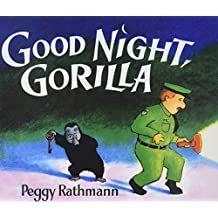 Good Night Gorilla (Picture Puffin Books) by Peggy Rathmann (2000-05-01)