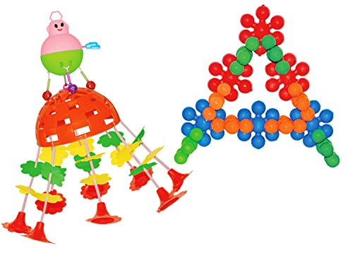 Toyzee Combo of Multicolor Link-Merry Shapes toy And Merry Go Round Dome 6 Toy For Baby.  available at amazon for Rs.357