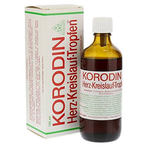 Korodin Tropfen, 100 ml