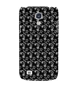 EPICCASE blossom flowers Mobile Back Case Cover For Samsung Galaxy S4 Mini (Designer Case)