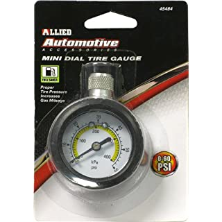 Allied Tools Tire Gauge 100 PSI, 45484