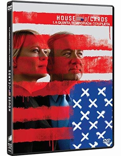 House Of Cards (Tv) - Temporada 5 [DVD]