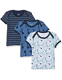 Care Baby Boys' Bard T-Shirt, 3-Pack
