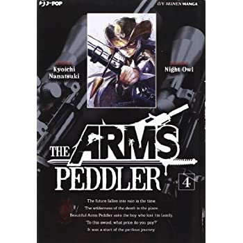 The Arms Peddler: 4