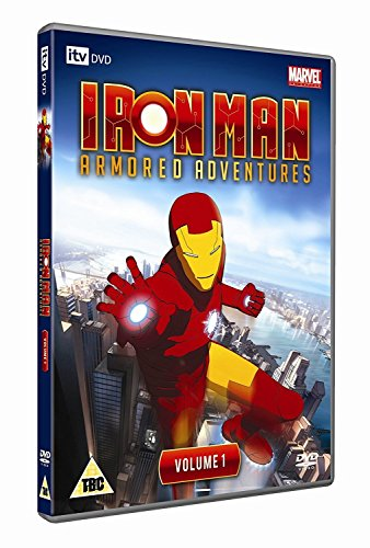Iron Man. Armored Adventures. Vol.1 [DVD] [Edizione: Regno Unito]