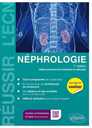 Néphrologie iECN Tout le Programme