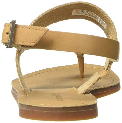 Timberland Carolista Ankle Thongdoe Dry Gulch, Sandales  Femme Beige  (Doe Dry Gulch)