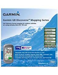 Garmin GB Discoverer - Mapas de Ben Nevis y Glencoe