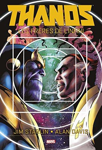 Thanos : Les Frères de l'Infini par Jim Starlin