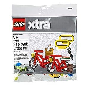 Lego Polybag 40313 - Polybag Xtra - Bicycles - Brixplanet LEGO Xtra LEGO