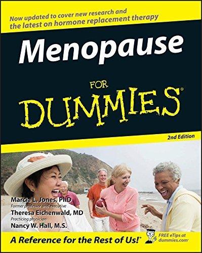 Menopause For Dummies by Marcia L. Jones (2006-12-06)