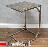 dasmöbelwerk Beistelltisch Satztisch Nachttisch Kaffeetisch Telefontisch Chrom AF9032 2 Größen (AF9032 Klein)